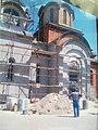 Црква Свете Великомученице Недеље у Београду спољашњи део 21.jpg
