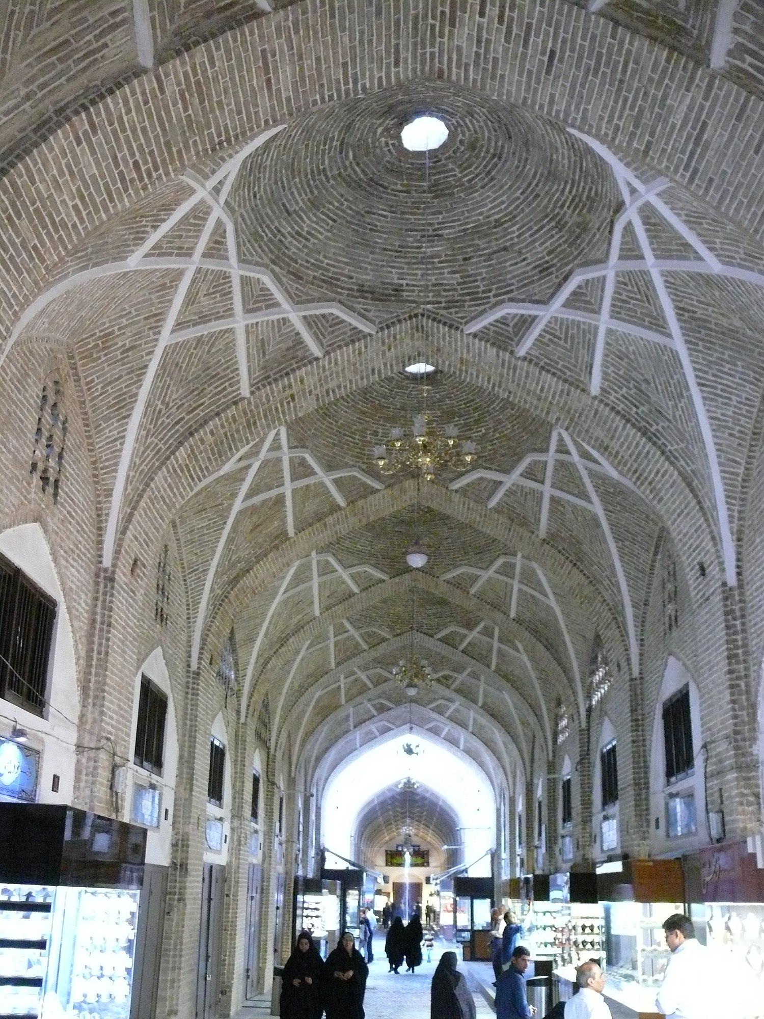 بازار زرگری کرمان