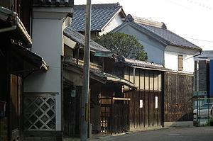 Miki, Hyōgo - Old houses in Miki