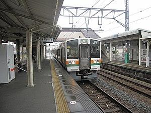 東海道本線's relation image