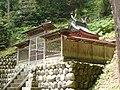 吉野町千股 葛上白石神社の本殿 2011.6.06 - panoramio.jpg