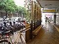 臺北市中正區南海路的騎樓 由西向東 20050804b.jpg