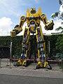高雄市鹽埕區 駁二藝術特區 鋼鐵人 Pier-2 Art Center,Iron Man(Yancheng,Kaohsiung City) - panoramio.jpg
