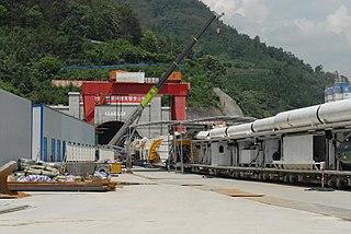 Dali–Ruili railway China-Burma railroad