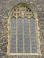 -2020-06-12 West window, Parish church of All Saints, Walcott, Norfolk.JPG
