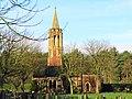 -2020-12-28 Cromer Town cemetery chapel, Holt Road, Cromer, Norfolk, England.JPG