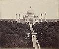 -The Taj Mahal from the Gateway- MET DP143026.jpg