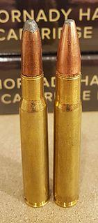 .35 Whelen cartridge