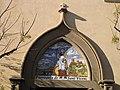 04 Església de Sant Vicenç de Castellet, timpà.jpg