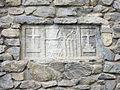 060 Casa de la Vall (Andorra la Vella), antic escut d'Andorra.JPG