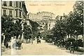 06834-Budapest-1905-Tunnelgasse mit Fiakern-Brück & Sohn Kunstverlag.jpg