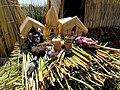 068 Uros Islands of Reeds Lake Titicaca Peru 3121 (14995524119).jpg
