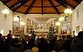 0912 Pasterka 2009 Kościół pw św Rafała i Michała Aleksandrów Łódzki EZG.jpg