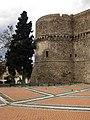 093 Castello Aragonese, torre oest.jpg