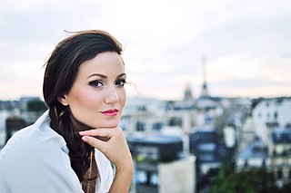 Julie Fuchs French soprano