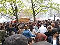 1. Mai 2013 in Hannover. Gute Arbeit. Sichere Rente. Soziales Europa. Umzug vom Freizeitheim Linden zum Klagesmarkt. Menschen und Aktivitäten (232).jpg