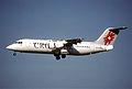 100ah - Crossair Avro RJ 100; HB-IXV@ZRH;22.07.2000 (6350525817).jpg