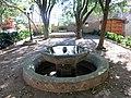107 Sant Jeroni de la Murtra, jardí de Sant Francesc.JPG