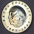 10 Mark DDR Collwitz 1967 reverse.jpg