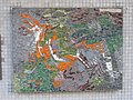 1100 Bergtaidingweg 21 Stg. 46 PAHO - Smaltenmosaik-Hauszeichen Abstrakte Komposition von Edda Mally IMG 7680.jpg
