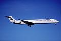 122ao - Avioimpex MD-82, Z3-AAD@ZRH,28.01.2001 - Flickr - Aero Icarus.jpg
