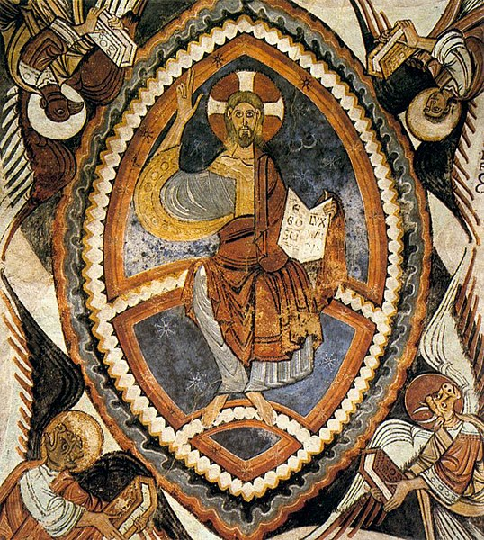 File:12th century unknown painters - Christ Pantocrator - WGA19699.jpg