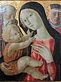 1490 Maria mit Kind hl. Benedikt hl. Katharina von Siena anagoria.JPG
