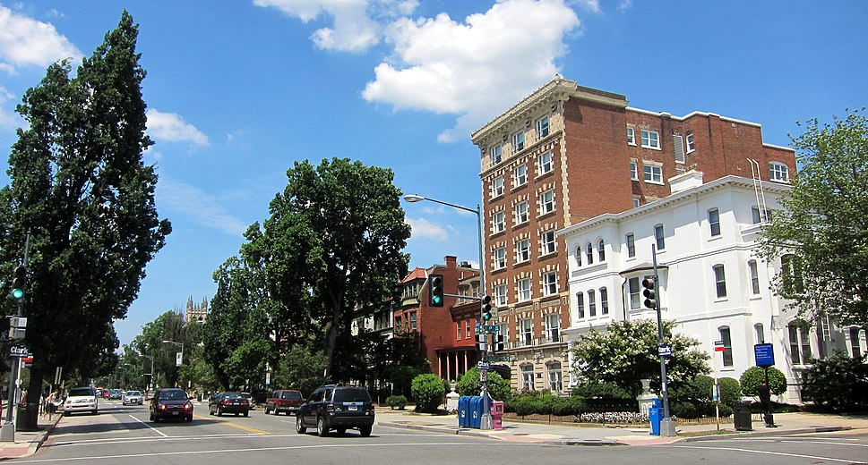 1500 block of 16th Street, N.W.