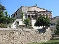 156 Can Botey, o Can Casadellà (Premià de Dalt), des del torrent de Can Pau Manent.jpg