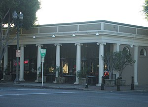 National Register of Historic Places listings in Orange County, California - Image: 158 Main St Tustin CA