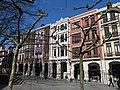 159 Calle de San Francisco (Avilés), porxos.jpg