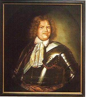John George III, Elector of Saxony - Image: 1647 Johann Georg