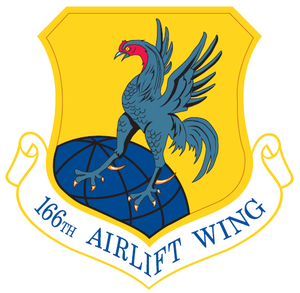 166th Airlift Wing - Image: 166th Airlift Wing