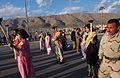 17331 A group of Kurdish residents in Dahuk, Iraq celebreate the Kurdish New Year in 2006.jpg