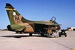 174th Tactical Fighter Squadron A-7D Corsair II 69-6227.jpg