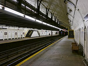 181st Street station (IND Eighth Avenue Line) - Wikipedia