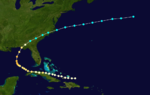 1856 Atlantic hurricane 5 track.png