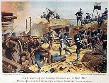 Second Schleswig War Wikipedia