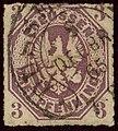 1865 3Pfg Preussen Hufeisen Düsseldorf Mi19a.jpg