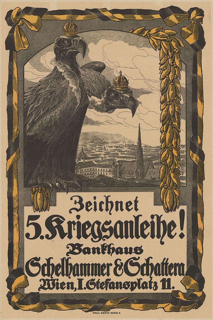 File:18 Sammlung Eybl Österreich-Ungarn. Herbert Rendl. Zeichnet 5 ...