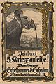 18 Sammlung Eybl Österreich-Ungarn. Herbert Rendl. Zeichnet 5. Kriegsanleihe! 1916. 95 x 63 cm. (Slg.Nr. 592).jpg