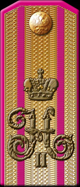 1st Siberian Rifle Regiment - Image: 1904ossr 01 15