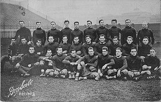 1911 Pittsburgh Panthers football team American college football season