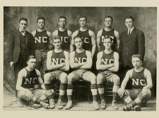 1914–15 North Carolina Tar Heels mens basketball team