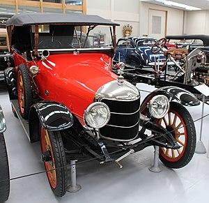 Star Motor Company - 20 hp tourer 1914