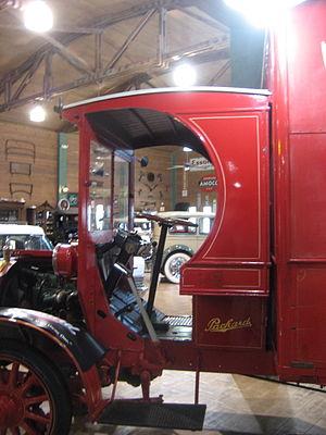 1915 Packard Model E 2 & 1/2 ton C-Cab truck o...