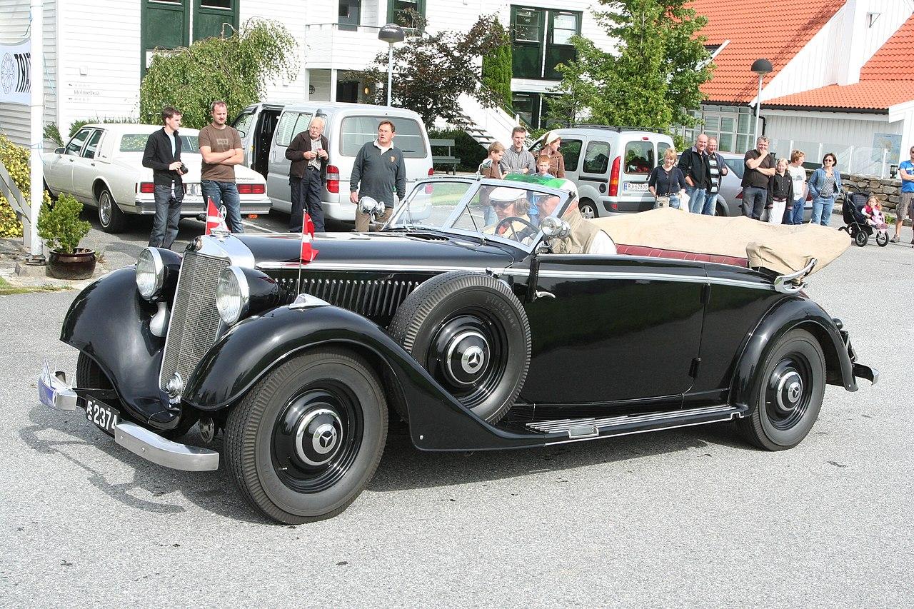 File 1938 Mercedes Benz 320 B Cabriolet Owner Hanne