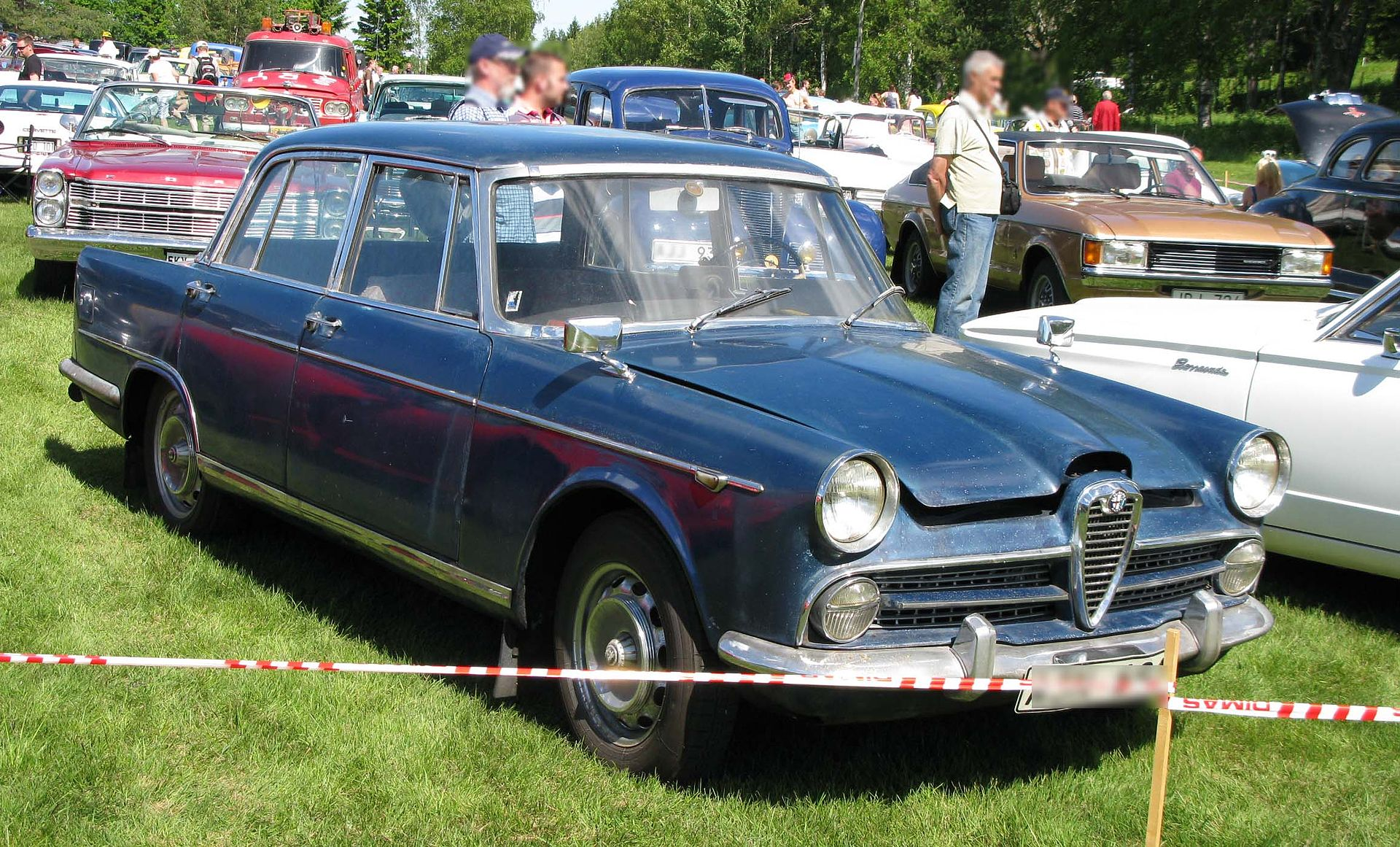 2000 Berlina front side.