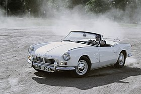 Photo d'une Triumph Spitfire