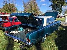 1966 Rambler Classic 550 two-door sedan at 2015 AACA Eastern Regional Fall Meet 03of12.jpg